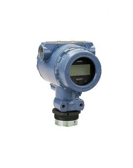 rosemount-2090p-pulp-and-paper-pressure-transmitter-facing-right-valve