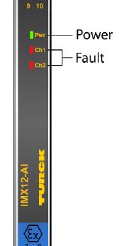 IMX12-AI01-2I-2IU-H0 / 24VDC TURCK