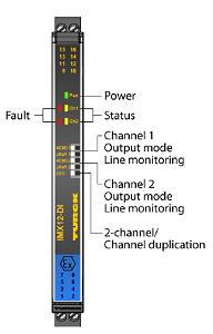 IMX12-DI01-2S-2T-0/ 24VDC / 24VDC TURCK
