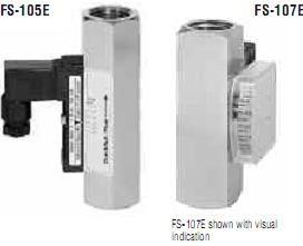 GEMS FS-105E FS-107E 0.005